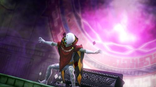Screenshot de Ghirahim dans Hyrule Warriors