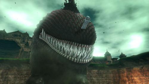 Screenshot du Banni dans Hyrule Warriors