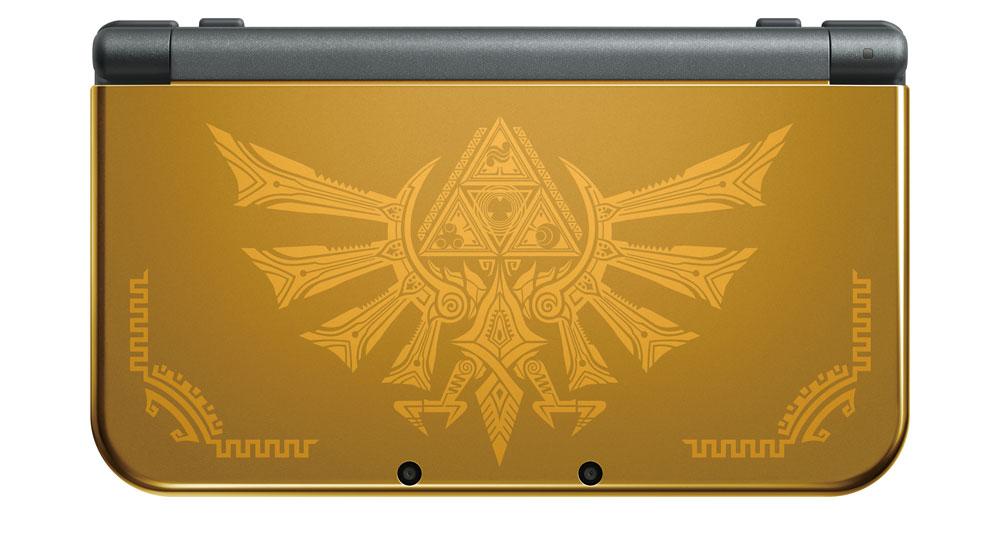 la New 3DS XL Hyrule