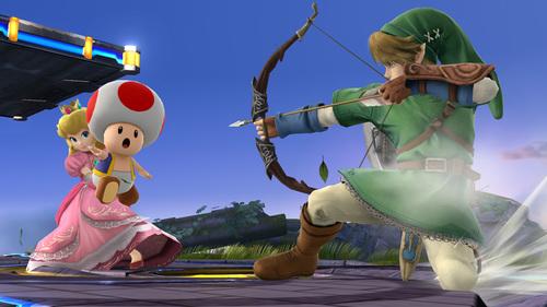 Super Smash Bros. pour Wii U et pour 3DS