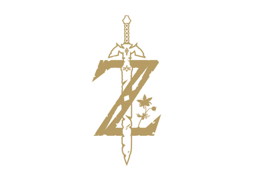 Logo de The Legend of Zelda : Breath of the Wild