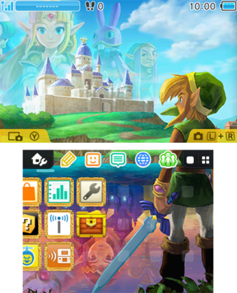 Image thème A Link Between Worlds