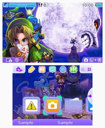 Image thème Majora's Mask