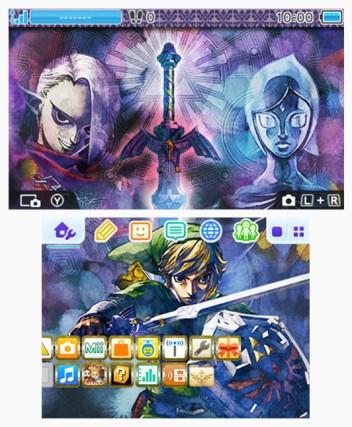 Image thème Skyward Sword