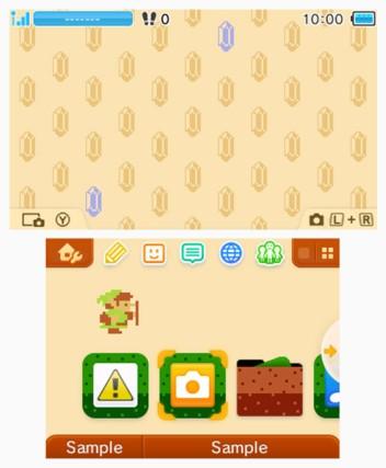Image thème Zelda NES