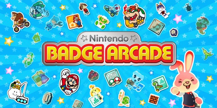 Image Nintendo Badge Arcade