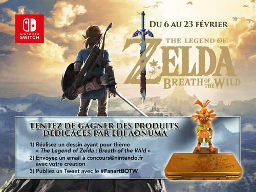 Image du Concours de Zelda: Breath of the Wild