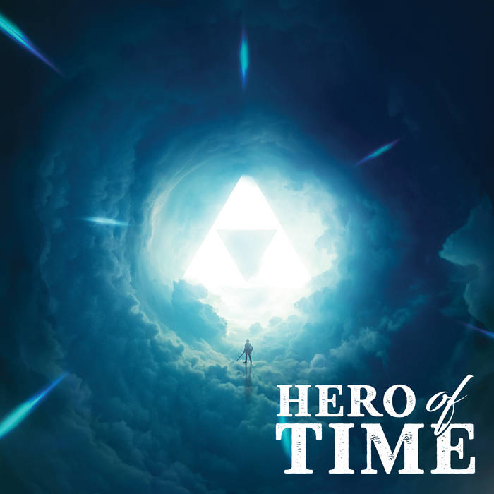 Visuel de l'édition digitale de Hero of Time