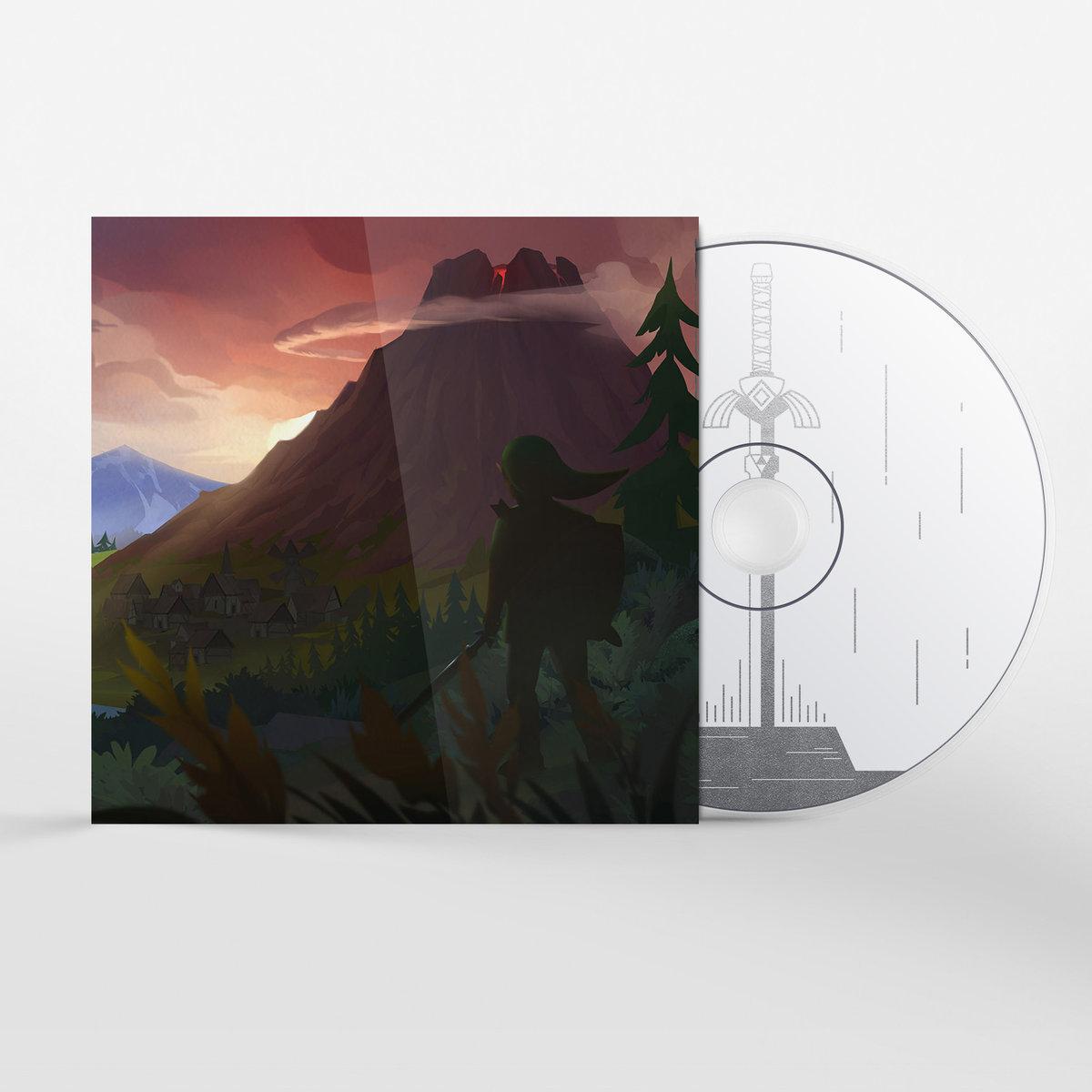 Jacquette et CD de la version standard