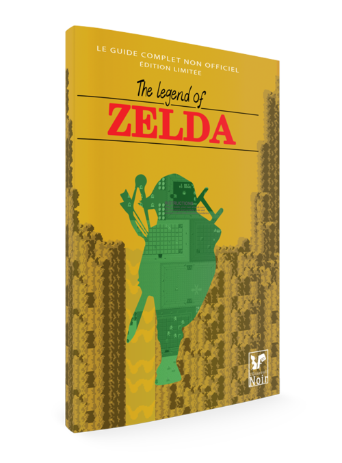 Le guide de The Legend of Zelda, édition collector