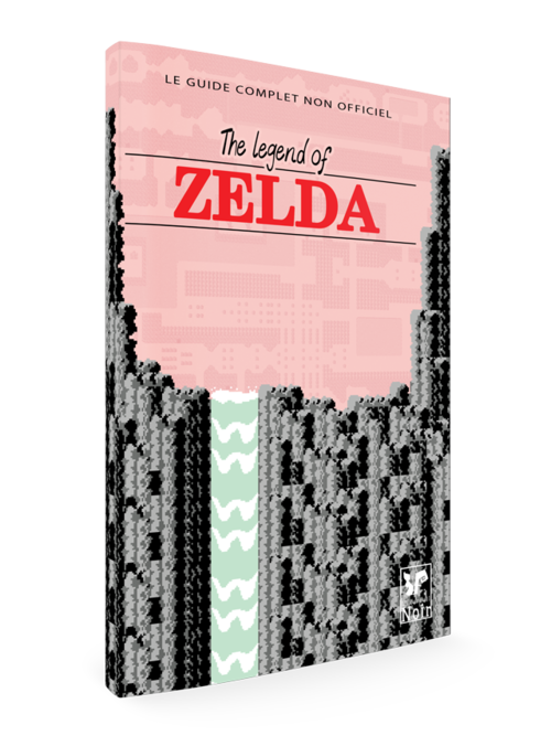Le guide de The Legend of Zelda, édition classique
