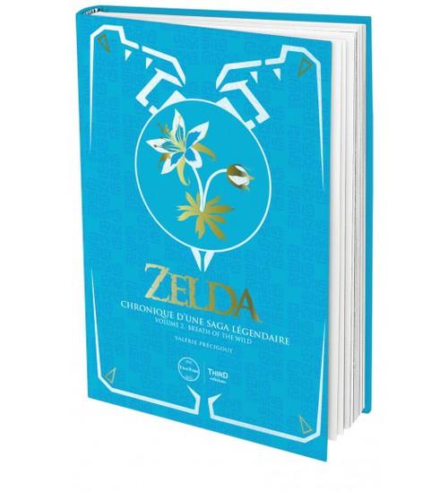 Zelda Chronique d'une saga légendaire volume 2, édition First Print
