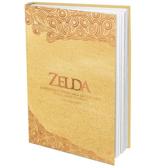 Zelda Chronique d'une saga légendaire volume 2, édition classique