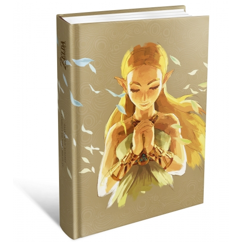 Le guide de Breath of the Wild en édition limitée par Piggyback