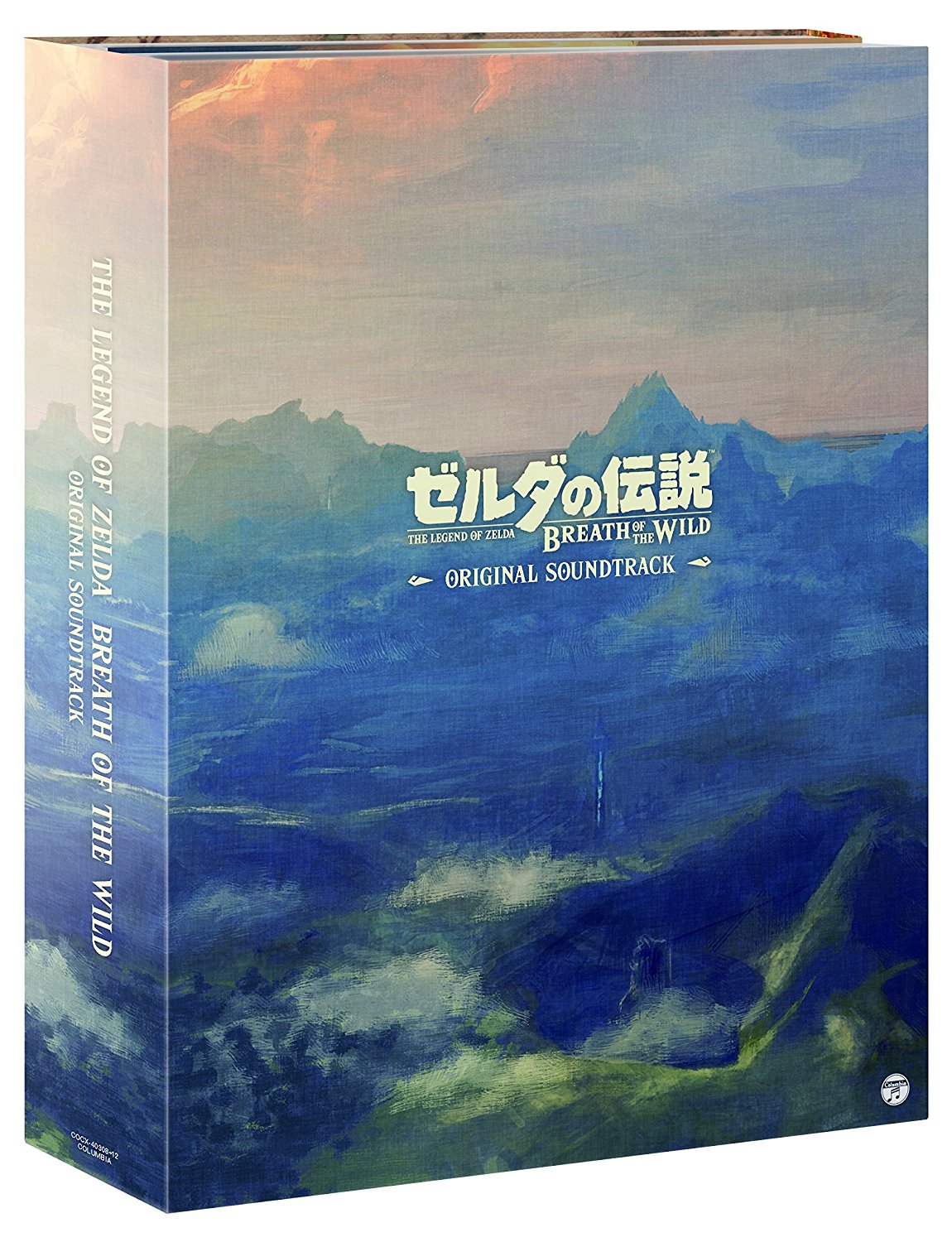 Breath of the Wild : Original Soundtrack, édition standard