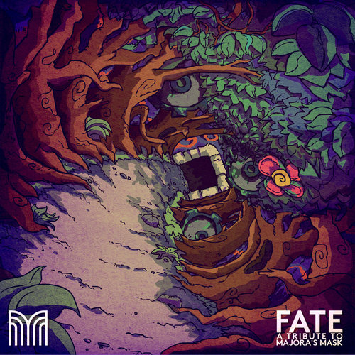 Pochette de l'album FATE: A Tribute to Majora's Mask (Materia Collective)