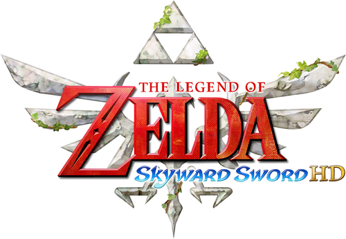 On imagine que le logo de Skyward Sword HD pourrait ressembler à cela