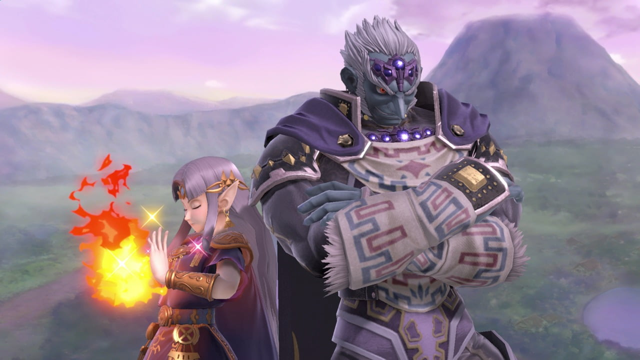 Ganondorf dans Super Smash Bros. Ultimate