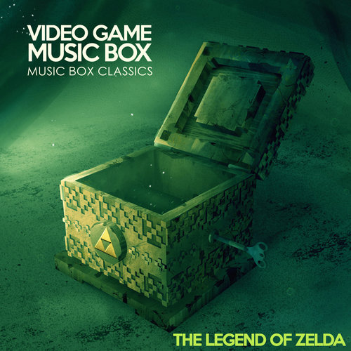 Pochette de l'album Music Box Classics: The Legend of Zelda