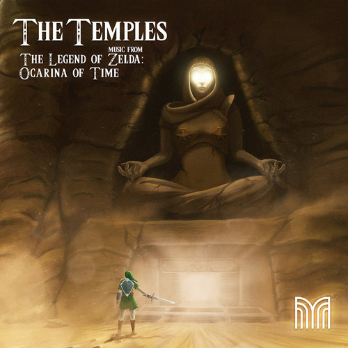 The Temples: Music from The Legend of Zelda: Ocarina of Time album cover