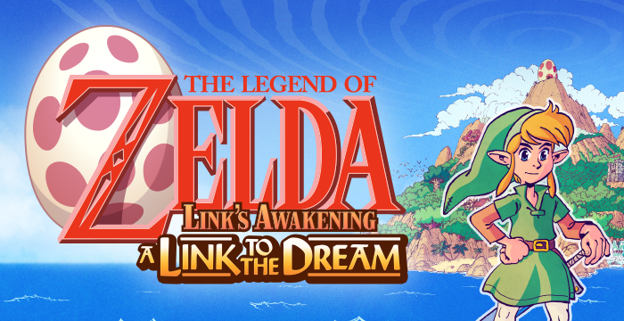 A Link to the Dream : Link's Awakening