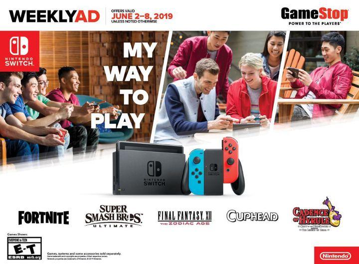 Publicité GameStop