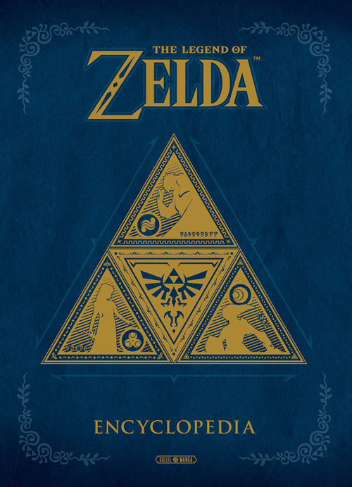 Couverture de Zelda Encyclopedia