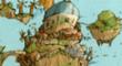 Skyward Sword : concept arts de Célesbourg
