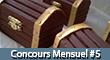 [MàJ] : Concours Mensuel #5