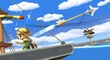 Le vaisseau pirate dans Super Smash Bros !