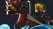 La figurine de Link sur le Lion Rouge arrive !