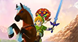 Zelda s'immisce dans Monster Hunter Stories