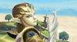 Une Figurine Figma de la Princesse Zelda