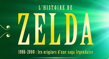 Présentation : L'Histoire de Zelda (Pix'n Love)