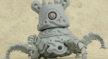 Nendoroid dévoile sa figurine de Gardien