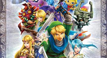 Hyrule Warriors: Definitive Edition arrive sur Switch !