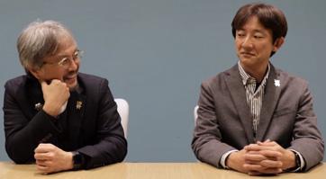Aonuma et Fujibayashi parlent de Breath of the Wild en vidéo