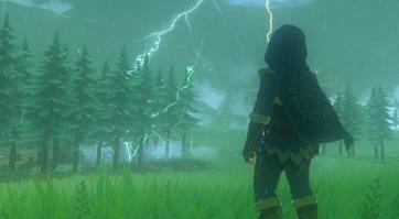 Breath of the Wild : Link aurait pu contrôler la météo