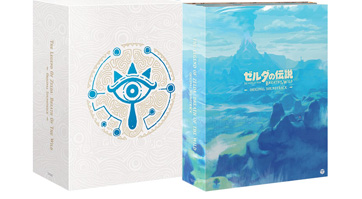 Breath of the Wild : l'OST en précommande