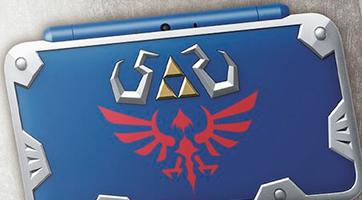 Une nouvelle édition Zelda pour la New 2DSXL