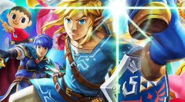 E3 2018 : Toutes les infos Zelda dans Super Smash Bros. Ultimate