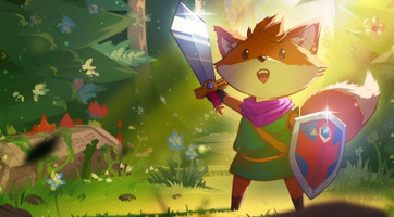 Tunic : le Zelda-like de cet E3
