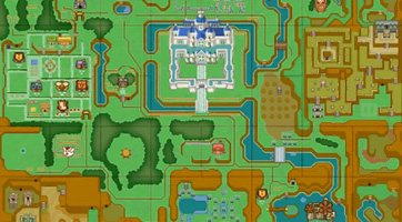 The Legend of Zelda se déroule dans une fraction de A Link To The Past