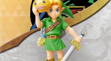 Bientôt un nouvel amiibo pour Link Enfant ?