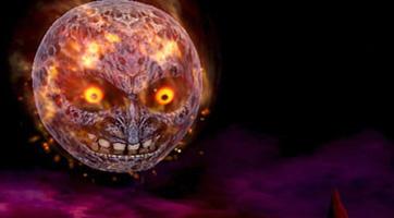 Super Smash Bros. Ultimate : la Lune pourra s'écraser sur le Château d'Hyrule