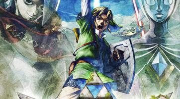 Nintendo dément l'arrivée prochaine de Skyward Sword sur Switch