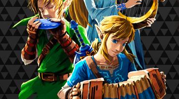 Concerts symphoniques Zelda 2018 : un CD et un Blu-ray annoncés