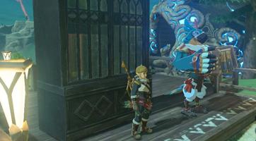 Link, le Cochon noir et la Bibliothèque magique