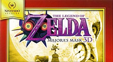 Majora's Mask 3D : bientôt en Nintendo Selects ?