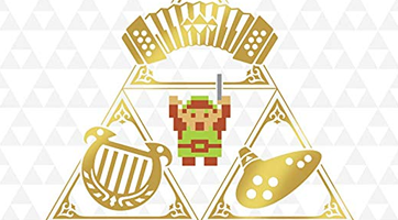 Les albums du Concert Zelda 2018 en précommande